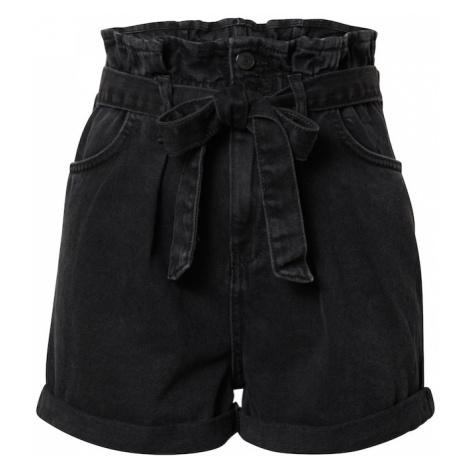 NEW LOOK Nohavice  čierna
