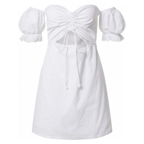 IVYREVEL Šaty  biela