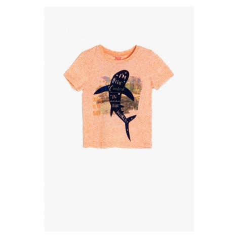 Koton Mercan Baby Boy T-Shirt