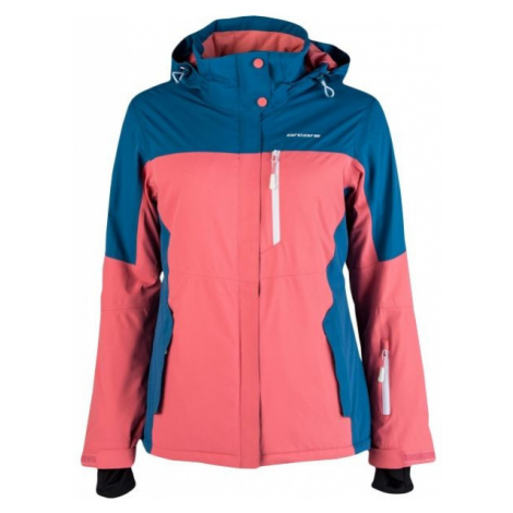 Arcore NOELY modrá - Dámska lyžiarska bunda