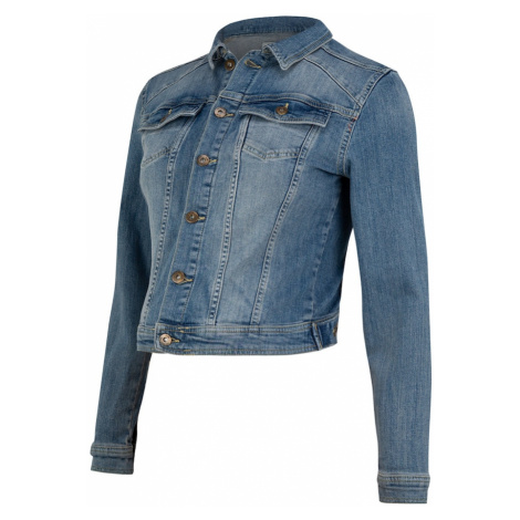 LOVE2WAIT Prechodná bunda  modrá / modrá denim
