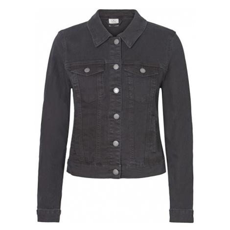 Vero Moda Dámska džínsová bunda VMHOT SOYA Black