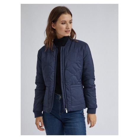 Dorothy Perkins Dark Blue Quilted Lightweight Jacket