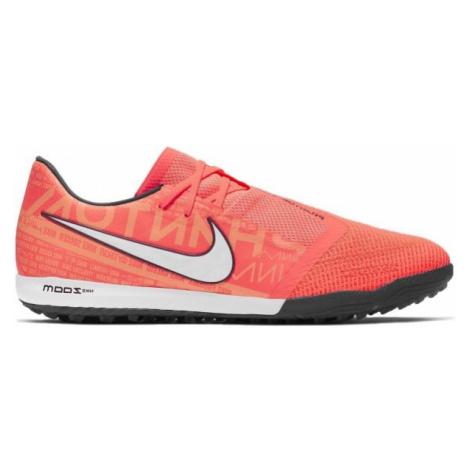 Nike ZOOM PHANTOM VENOM PRO TF oranžová - Pánske turfy