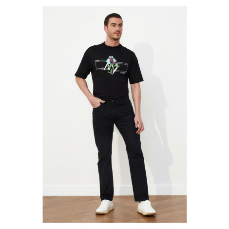 Trendyol Black Male Regular Fit Jeans