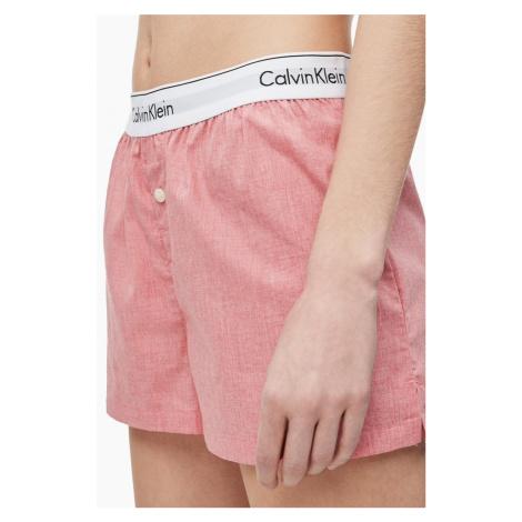 Calvin Klein šortky dámske - pomelo