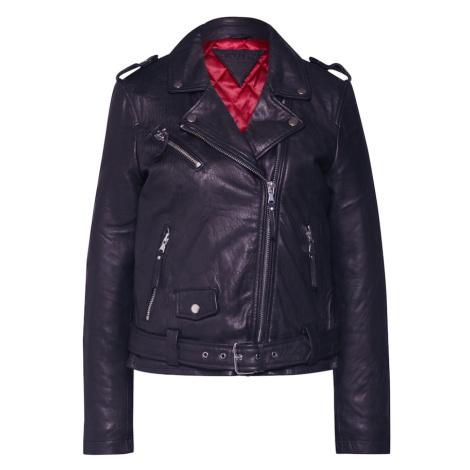 BE EDGY Prechodná bunda 'Bekatja'  čierna
