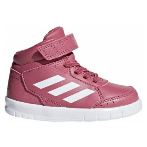 adidas ALTASPORT MID BTW K ružová - Detská obuv