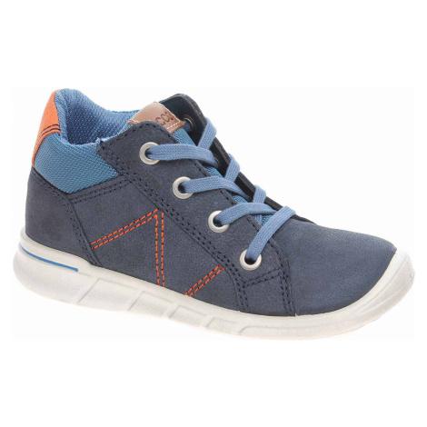 Chlapecká kotníková obuv Ecco First 75409111038 marine 75409111038