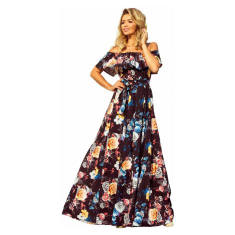 Dámske šaty 194-3 NUMOCO