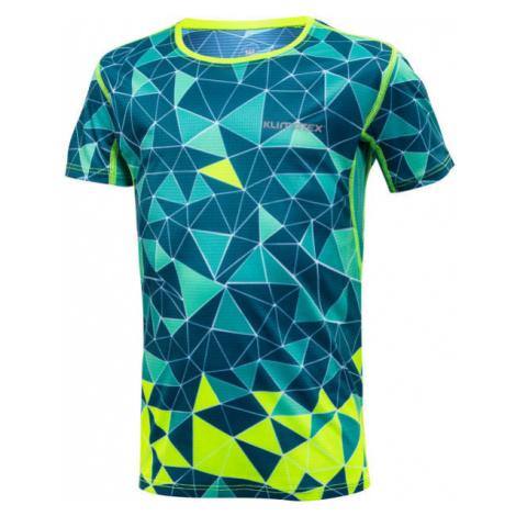 Klimatex FEO modrá - Detské športové tričko