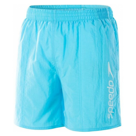 Speedo CHALLENGE 15WATERSHORT modrá - Chlapčenské plavecké šortky