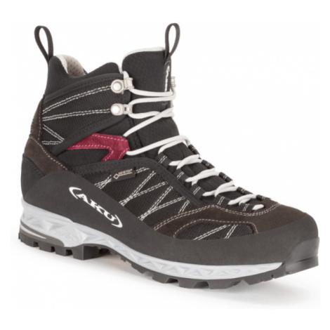 Dámske topánky AKU 979 Tengu Lite gtx Ws čierno / vínová