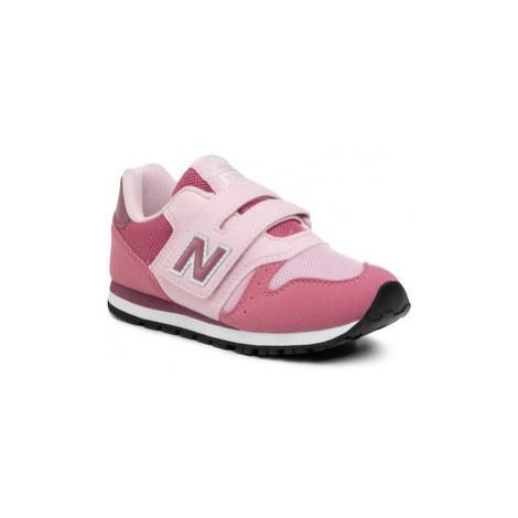 New Balance Sneakersy YV373KP Ružová