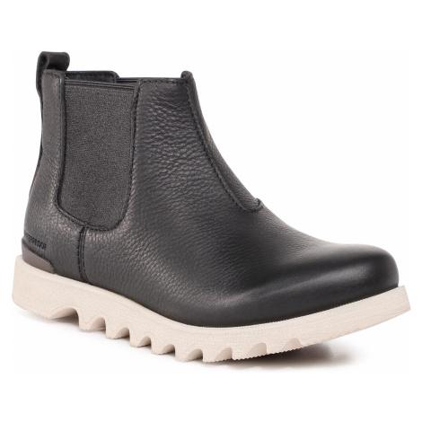 Kotníková obuv s elastickým prvkom SOREL