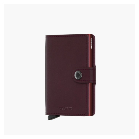 Secrid Miniwallet Original M-Bordeaux