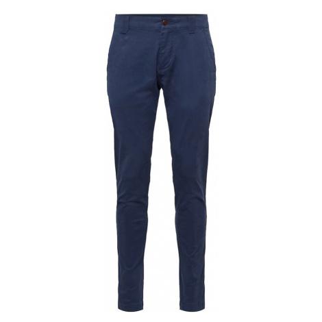 Tommy Jeans Chino nohavice 'Scanton'  námornícka modrá Tommy Hilfiger