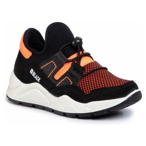 Sneakersy PRIMIGI - 5381433 M Nero