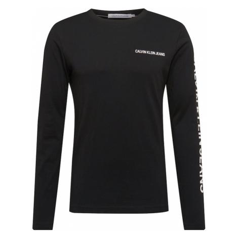 Calvin Klein Jeans Tričko  čierna