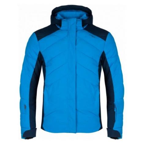 Loap OTEL modrá - Pánska lyžiarská bunda