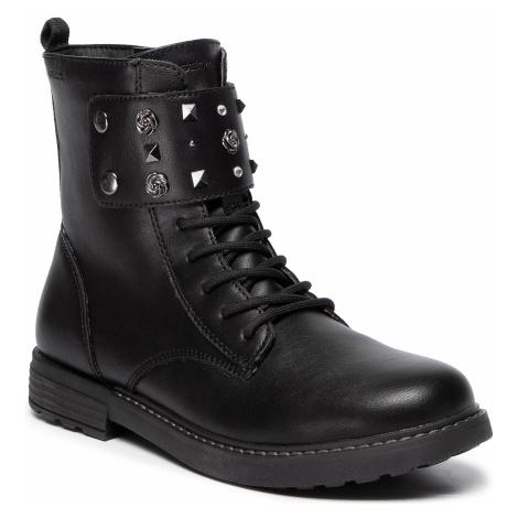 Outdoorová obuv GEOX - J Eclair G. C J949QC 000BC C9999 D Black