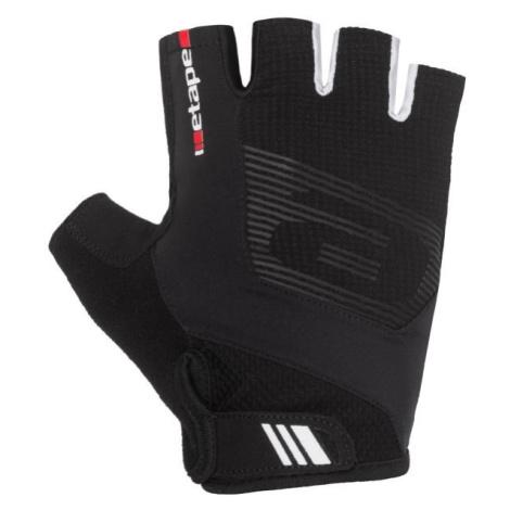 Etape GARDA čierna - Cyklistické rukavice