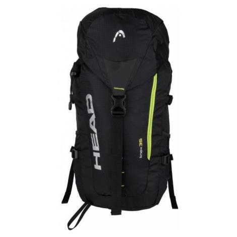 Head KNOX 35 čierna - Turistický batoh