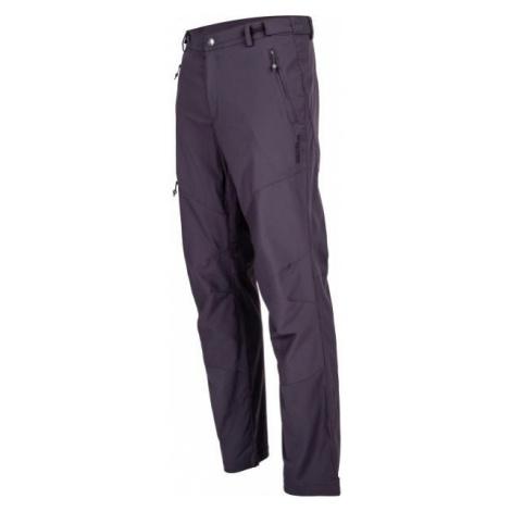 Willard BRAIDEN tmavo šedá - Pánske nohavice