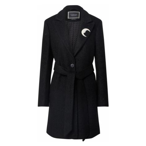 SCOTCH & SODA Prechodný kabát  čierna