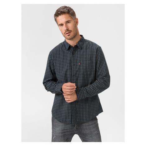 Sunset 1 Pocket Košile Levi's® Modrá