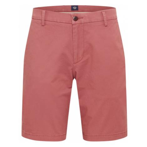 Dockers Chino nohavice  červená