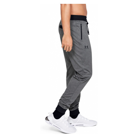 Under Armour Tepláky Sportstyle Tricot Jogger Grey  XL