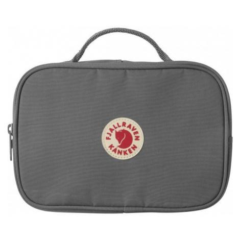 Fjällräven KANKEN TOILETRY BAG šedá - Toaletná taška
