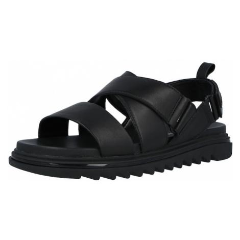 MICHAEL Michael Kors Sandále 'DAMON'  čierna