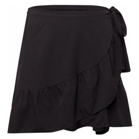 Vero Moda Curve Sukňa 'Cita'  čierna