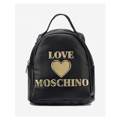 Love Moschino Batoh Čierna
