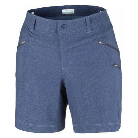 Columbia PEAK TO POINT SHORT modrá - Dámske športové šortky