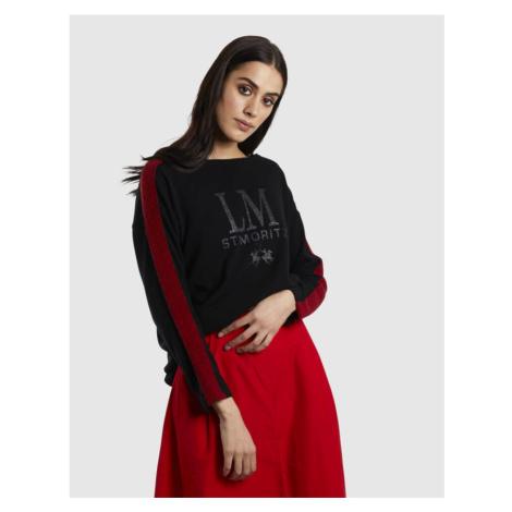 Sveter La Martina Woman Tricot Wool/Cashmere/Vis