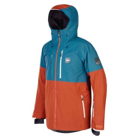 Picture STONE oranžová - Pánska zimná bunda