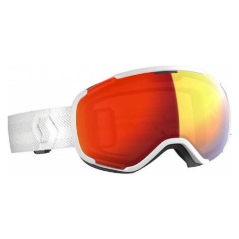 Scott FAZE II LS biela - Lyžiarske okuliare