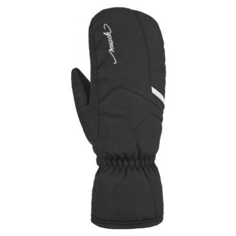 Reusch MARISA MITTEN čierna - Dámske lyžiarske rukavice