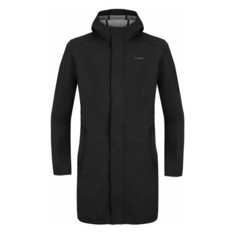 Loap LYRON čierna - Pánsky softshellový kabát