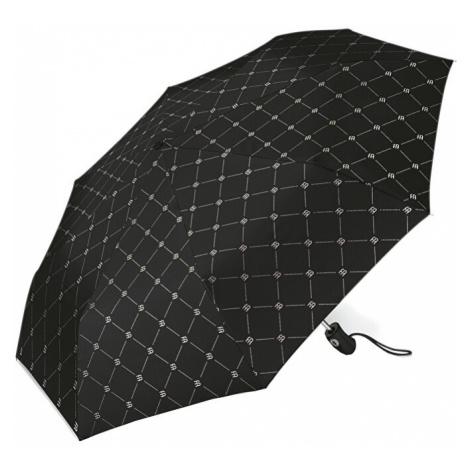 Esprit Pánsky skladací dáždnik Easymatic Light Mono gram
