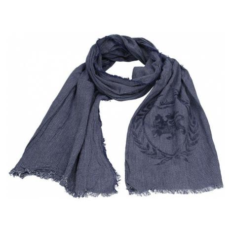 Elegantná pánska šál Lerros Merlin - modrá