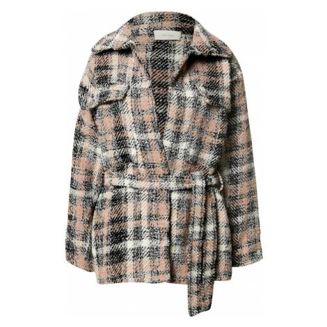 Neo Noir Zimná bunda 'Joanie Winter Boucle Jacket'  béžová