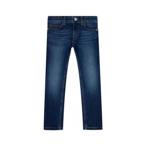 Calvin Klein Jeans Džínsy IG0IG00236 Tmavomodrá Skinny Fit
