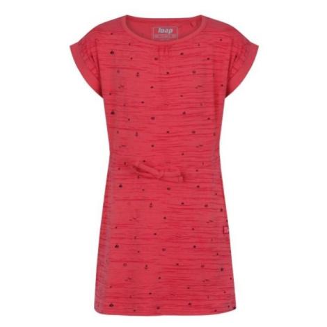 Loap ALINA ružová - Dievčenské šaty