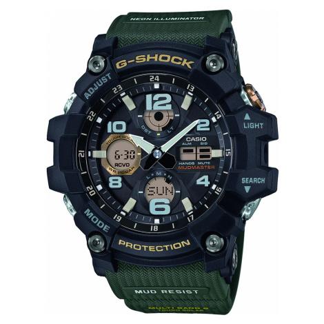 Casio G-Shock GWG 100-1A3ER čierne / olivové
