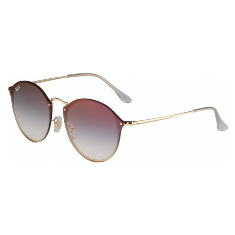 Ray-Ban Slnečné okuliare  modrá / zlatá