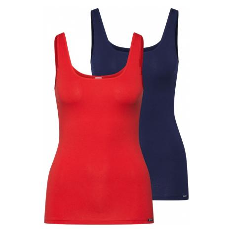 Skiny Top 'Advantage Cotton'  modré / červené